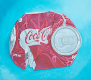 Cola can by Rob Kennedy